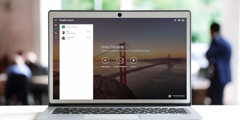 A confusão dos Hangouts e uma medida para organizá-la