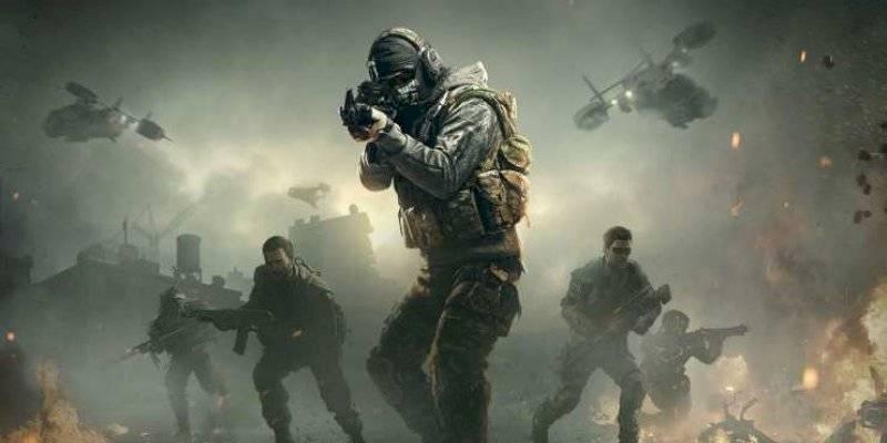 Call of Duty não envelhece, apenas cresce