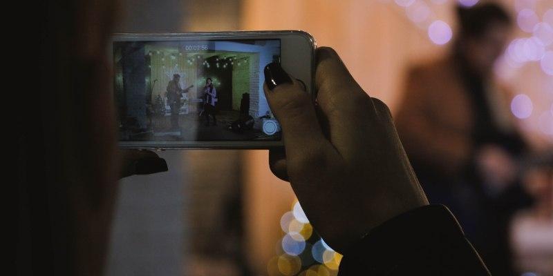 Crie seus próprios vídeos no VSCO