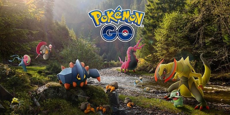 Challenge return 2020 em Pokemon GO