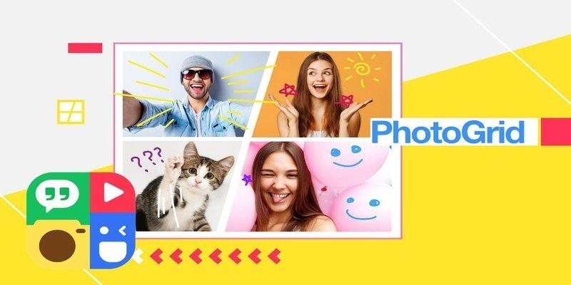 Edite fotos no seu telefone com o Photo Grid