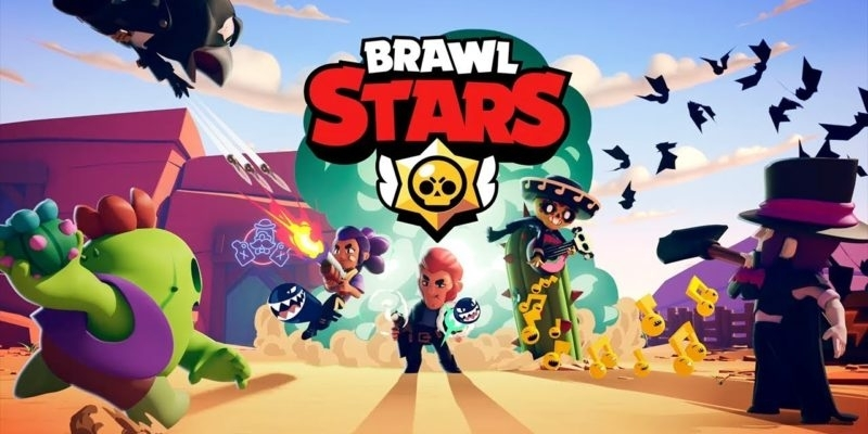 Brawl Stars Guia do Pai