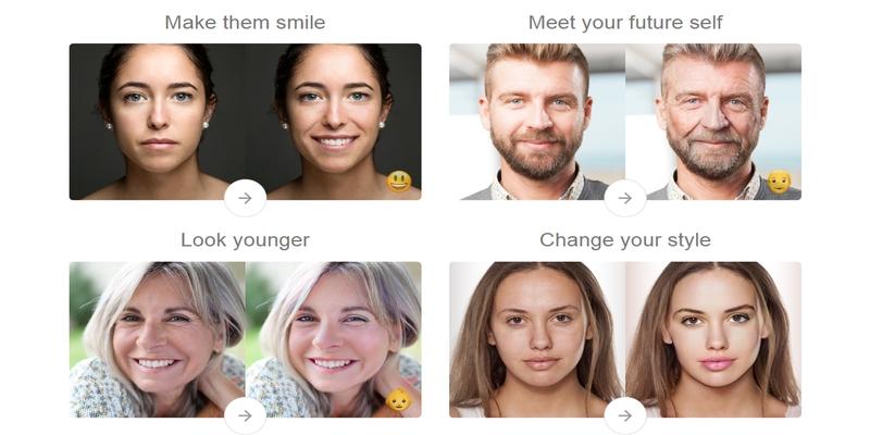 A razão pela qual você nunca deve usar o Faceapp