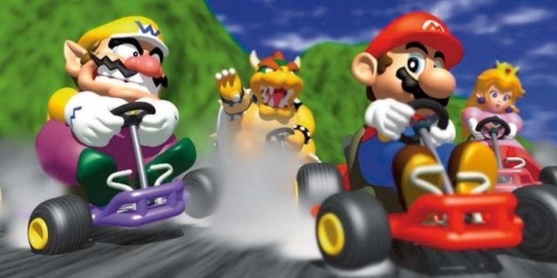 Mario Kart um sucesso em qualquer console