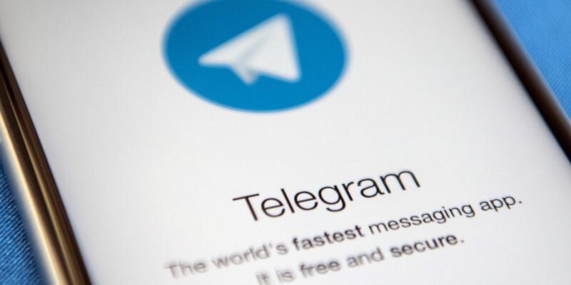 Melhorias no painel GIF no Telegram