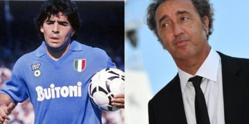 Netflix prepara algo grande, Paolo Sorrentino e Maradona?