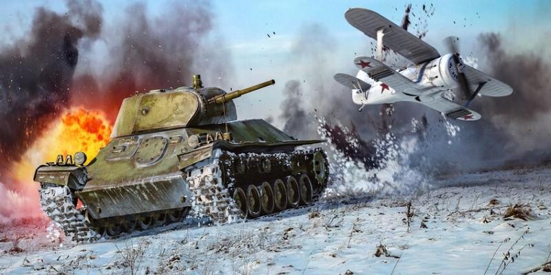 Nova temporada da Guerra Mundial no War Thunder