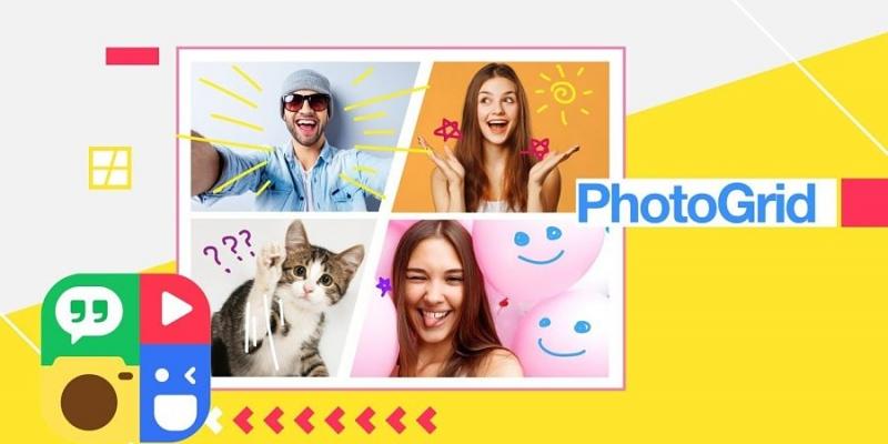 Photo Grid entre os melhores aplicativos de edição