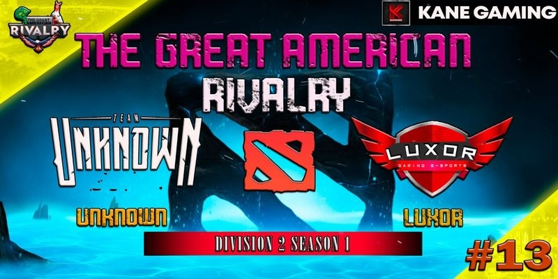 'The Great American Rivalry Division 2' está de volta