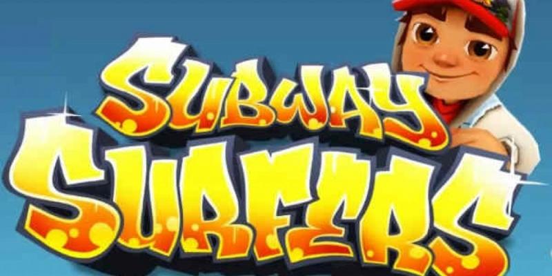 Subway Surfers cria toda uma linha de produtos