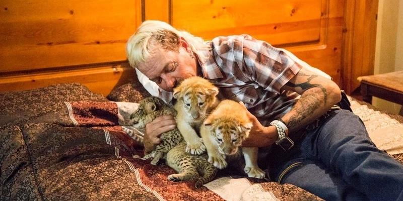 Tiger King, reabertura do zoológico e séries com Nicolas Cage