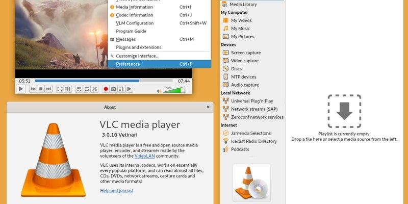 Uma falha crítica no VLC põe em perigo o Windows