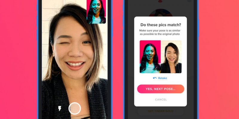 Videochamadas e verificação de perfil, novas no Tinder