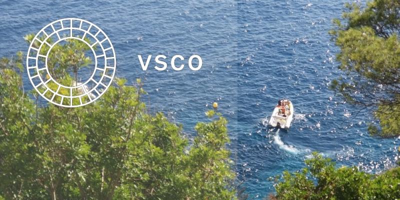 VSCO entre os melhores editores de fotos para celular