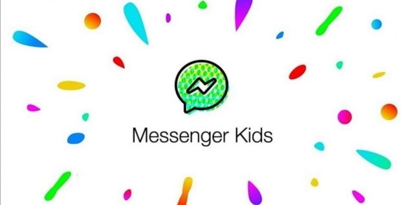 Notícias chegando ao Facebook Messenger para crianças